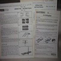Hornby Railways Operating Instructions